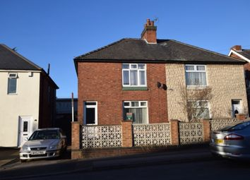 Thumbnail 3 bedroom semi-detached house to rent in David Street, Kirkby-In-Ashfield, Nottingham