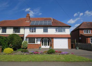 Thumbnail 5 bed semi-detached house for sale in Park Road, Hagley, Stourbridge