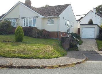 Thumbnail 2 bed semi-detached bungalow to rent in Burnards Field Road, Colyton