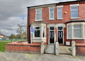 Thumbnail 3 bedroom terraced house to rent in Meadows Road, Sale
