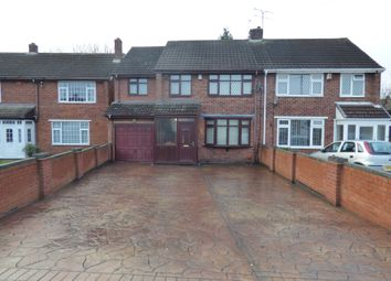 Thumbnail 4 bed semi-detached house to rent in Cheam Close, Coventry