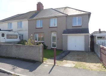 Thumbnail 5 bed semi-detached house for sale in Kitchener Road, Weymouth, Dorset
