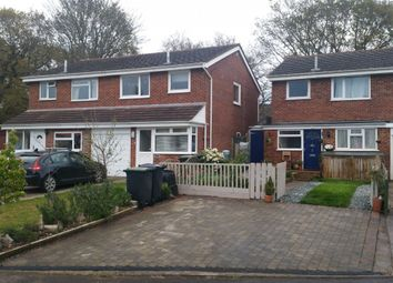 Thumbnail 4 bed semi-detached house for sale in Priory View Road, Christchurch, Dorset