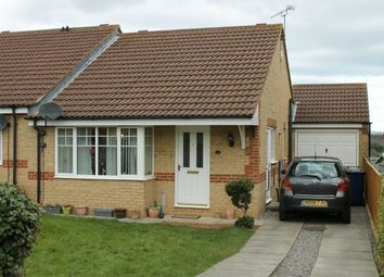 Thumbnail 2 bed semi-detached bungalow for sale in Wensleydale, Skelton-In-Cleveland, Saltburn-By-The-Sea