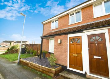 Thumbnail 2 bed terraced house for sale in Darwin Close, Staplegrove, Taunton