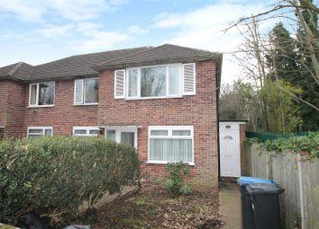 Thumbnail 2 bedroom maisonette for sale in The Walk, Fox Lane, Palmers Green