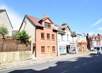 Thumbnail 3 bed maisonette to rent in London Road, St Leonards-On-Sea, East Sussex