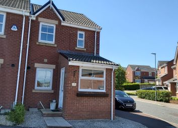 Thumbnail 2 bed end terrace house to rent in Dobson Close, High Spen, Rowlands Gill
