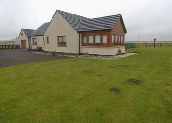 Thumbnail 3 bed detached bungalow for sale in Scarfskerry, Thurso