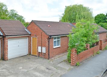 Thumbnail 2 bed detached bungalow for sale in Huntington Road, York
