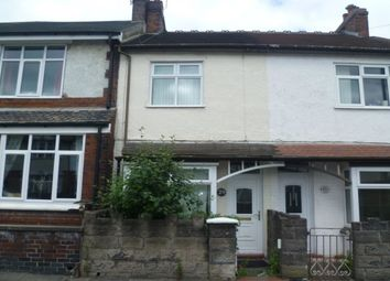 Thumbnail 2 bedroom terraced house for sale in St. Chads Road, Tunstall, Stoke-On-Trent