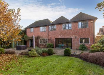 Thumbnail 5 bed detached house for sale in Rokeby Drive, Tokers Green, Reading