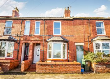 Thumbnail 3 bed terraced house for sale in Gatacre Road, Oswestry