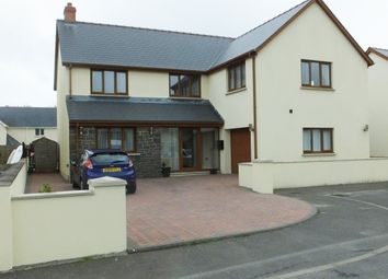 Thumbnail 5 bed detached house to rent in The Glades, Milford Haven, Pembrokeshire