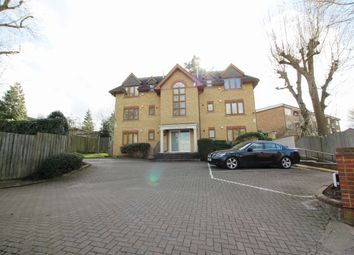 Thumbnail 2 bed flat to rent in Culverlands Court, London