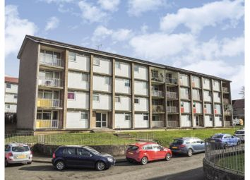 Thumbnail 2 bed flat for sale in Denholm Green, Glasgow