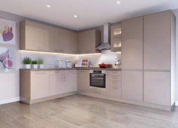 Thumbnail 1 bed flat for sale in Union Place, Stoke Road, Slough