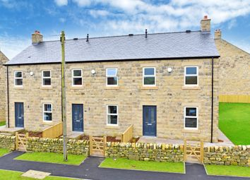 Thumbnail 3 bed end terrace house for sale in Deer Glade Court, Darley, Harrogate