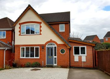 Thumbnail 5 bed detached house for sale in Trusley Brook, Hilton, Derby