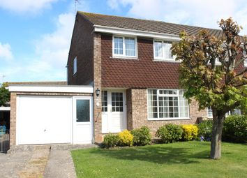 Thumbnail 3 bed semi-detached house for sale in Tewdrig Close, Llantwit Major