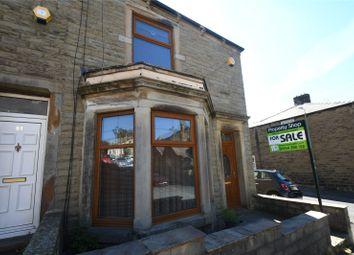 Thumbnail 3 bed end terrace house for sale in Devonshire Street, Accrington, Lancashire