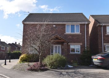Thumbnail 4 bed detached house for sale in East View, Altofts, Normanton