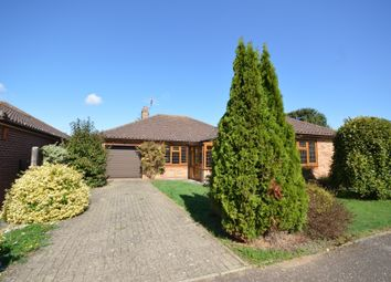Thumbnail 2 bed detached bungalow for sale in Winns Close, Holt, Norfolk