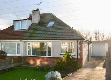 Thumbnail 3 bedroom semi-detached bungalow for sale in Oakville Road, Heysham, Morecambe