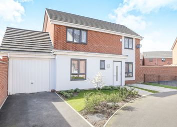 Thumbnail 3 bed detached house for sale in Pentire Close, Bilston