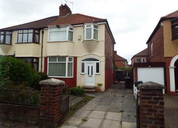 Thumbnail 3 bed semi-detached house for sale in Pilch Lane East, Liverpool, Merseyside, England