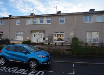Thumbnail 3 bed terraced house for sale in Semple View, Johnstone