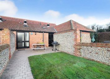 Thumbnail 2 bed barn conversion for sale in Happisburgh, Norwich
