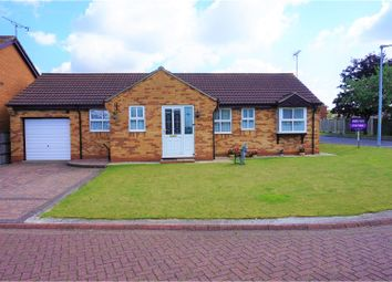 Thumbnail 3 bedroom detached bungalow for sale in The Oval, Scunthorpe