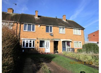 Thumbnail 3 bed terraced house for sale in Comberton Road, Birmingham