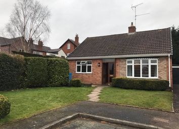 Thumbnail 4 bed detached bungalow to rent in Cedar Gardens, Kinver