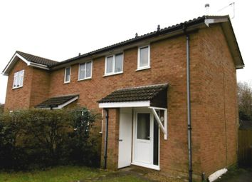 Thumbnail 1 bed end terrace house to rent in Sycamore Close, Creekmoor, Poole
