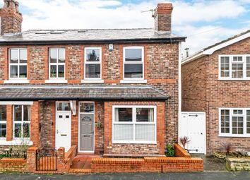 3 bed end terrace house for sale in Brackley Street, Stockton Heath, Warrington WA4