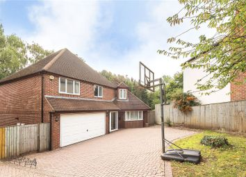 Thumbnail 4 bed detached house for sale in Wyatts Road, Chorleywood, Rickmansworth, Hertfordshire