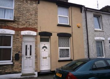Thumbnail 3 bed terraced house for sale in Pretoria Road, Gillingham