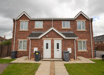 Thumbnail Block of flats for sale in Haslemere Court, Doncaster