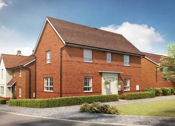 "Thumbnail 3 bedroom semi-detached house for sale in ""Moresby"" at Tingewick Road, Buckingham"