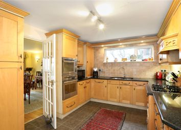 Thumbnail 3 bedroom flat for sale in Mallards Reach, Weybridge, Surrey