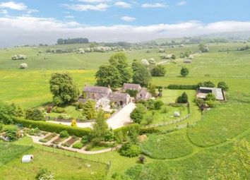 Thumbnail 4 bed detached house for sale in Winster, Matlock, Derbyshire