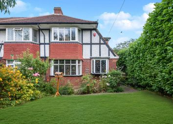 Thumbnail 3 bed end terrace house for sale in Hillsmead Way, Sanderstead, South Croydon