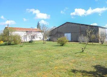 Thumbnail 3 bed property for sale in St-Jory-De-Chalais, Dordogne, France