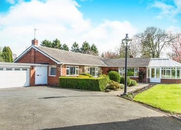 Thumbnail 4 bedroom bungalow for sale in Woodside, Darras Hall, Newcastle Upon Tyne, Northumberland