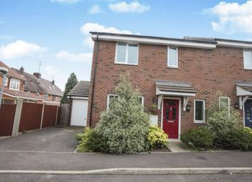 Thumbnail 2 bedroom semi-detached house for sale in Cullen Close, Luton, Bedfordshire