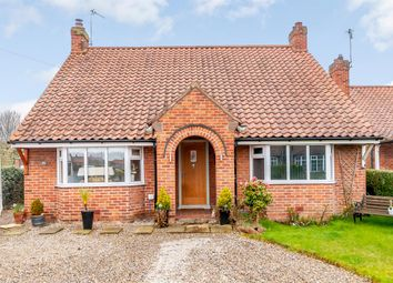 Thumbnail 2 bed bungalow for sale in Church Road, Stamford Bridge, York