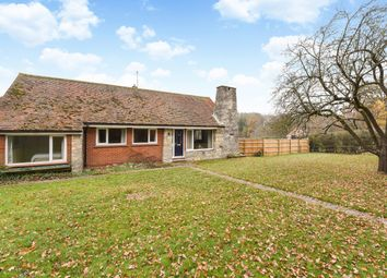 Thumbnail 4 bed detached bungalow to rent in Carters Hill, Arborfield, Reading
