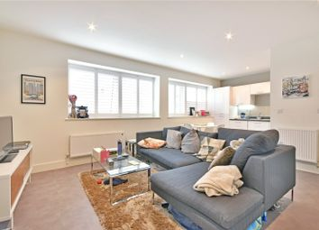 Thumbnail 1 bed flat to rent in Blackburn Road, West Hampstead